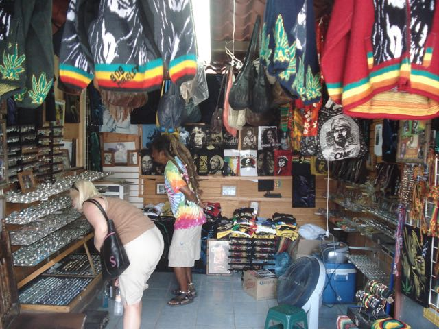 Rastafarian Shops in Puerto Penasco