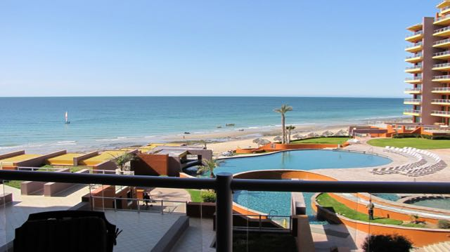 Diamante 303 Ocean Front for Rent at Las Palomas