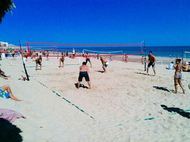 Volleyball Las Palomas